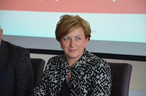 Józefa Szczurek-Żelazko, Sekretarz Stanu w Ministerstwie Zdrowia