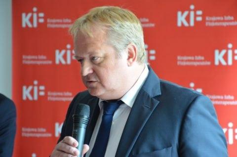 Aleksander Lizak - wiceprezes Krajowej Rady Fizjoterapeutów